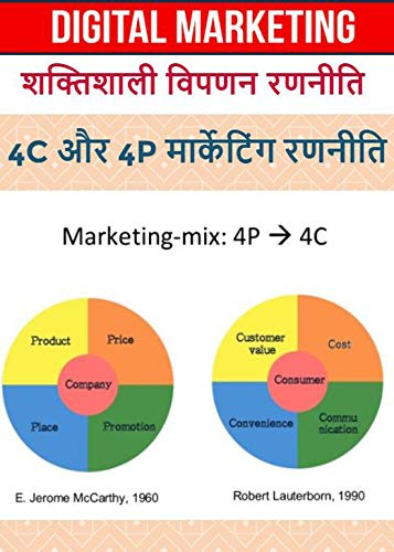 4C और 4P मार्केटिंग रणनीति, जानिए?: POWERFUL MARKETING STRATEGY 4C AND 4P MARKETING