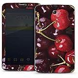 Samsung Galaxy Tab 3 7.0 7.0 Autocollant Protection Film Design Sticker Skin Cerises Été Fruits