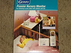 Gerry Premier Nursery Monitor