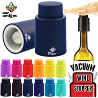 Bar Amigos® Vacuum Wine Stopper Grape Uva