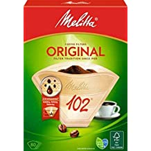 Melitta Size 102 Aroma Zones Filterbags, Pack of 80