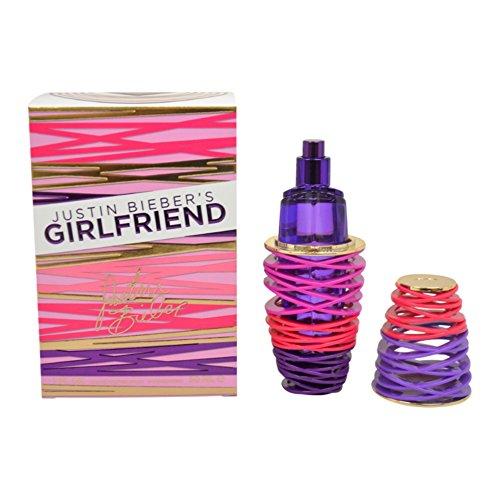 Justin Bieber's Girlfriend, Eau de Parfum, 1er Pack (1 x 30 ml)