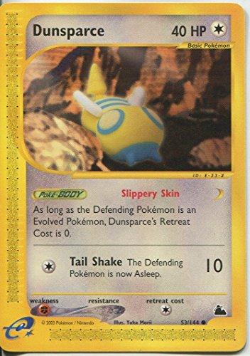 Pokemon Skyridge gemeinsamen#53.144. Dunsparce (Pokemon Dunsparce)