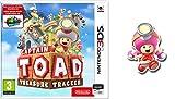 Captain Toad: Treasure Tracker + Pin Toadette (Nintendo 3DS)