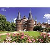 Ravensburger 19459 Lübeck, Holstentor, 1000 Teile Puzzle