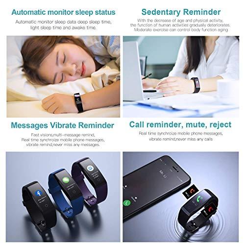 Zoom IMG-2 iposible fitness tracker orologio braccialetto