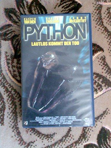 Python lautlos kommt der Tod