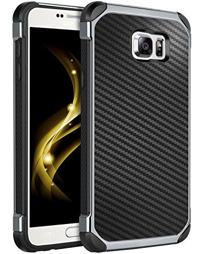 Soft-laminiert (Galaxy Note 5Fall, bentoben Glitzer Bling Hybrid Slim Hard deckt laminiert mit Funkelnde Kunstleder Chrom stoßfest Soft Bumper Schutzhülle für Samsung Galaxy Note 5)