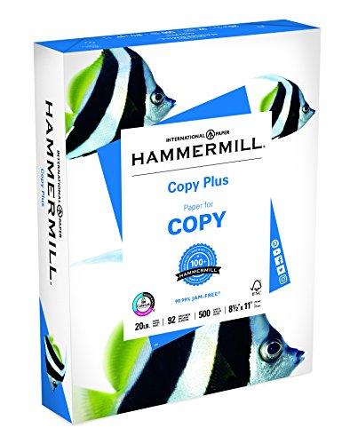 Hammermühle (Technik) Papier, Copy Papier Poly Wrap, weiß, 500 Sheets(8.5 x 11) (Hammermill-copy Papier)