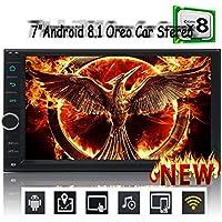 7 pulgadas Pure Android ROM 8.1 Oreo est¨¦reo del coche Octa Core 2