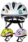 Skullcap® Fahrradhelm für Kinder ♥ von Kindern gestaltet von Profis gebaut, ♥ Nasch-Monster