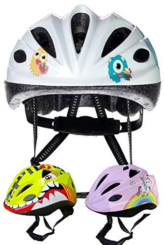 Skullcap® Fahrradhelm für Kinder ♥ von Kindern gestaltet -