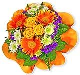 Blumenstrauß Blumenversand 'Viele Grüße' +Gratis...