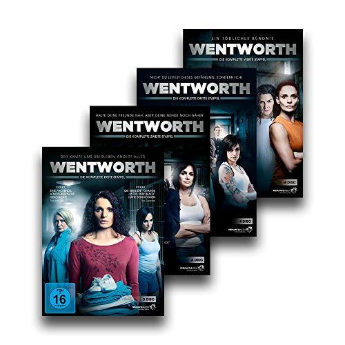 Wentworth Staffel 4 Episodenguide Fernsehseriende