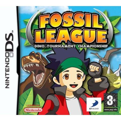 Fossil League [UK Import] DS