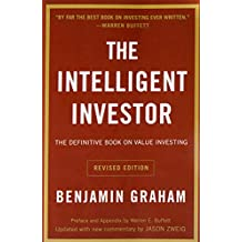 ‏‪Intelligent Investor: The Definitive Book on Value Investing - A Book of Practical Counsel‬‏