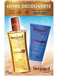 Bergasol Offre Découverte Huile Sèche SPF 6 + Après-Soleil Offert