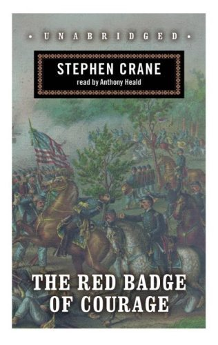 The Red Badge of Courage by Stephen Crane (2008-07-01)