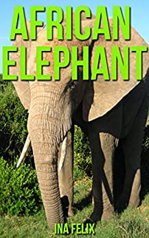 African Elephant: Children Book of Fun Facts & Amazing Photos on Animals in Nature - A Wonderful African Elephant Book for Kids aged 3-7 PDF Descarga gratuita