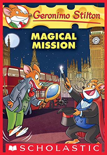 Magical Mission (Geronimo Stilton #64) (English Edition) eBook ...