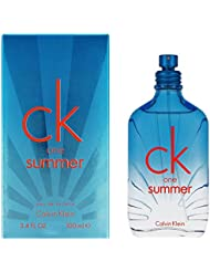Calvin Klein ck one summer 2017 edition eau de toilette 100 ml
