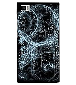 PRINTSWAG TYPOGRAPHY Designer Back Cover Case for XIAOMI REDMI MI3
