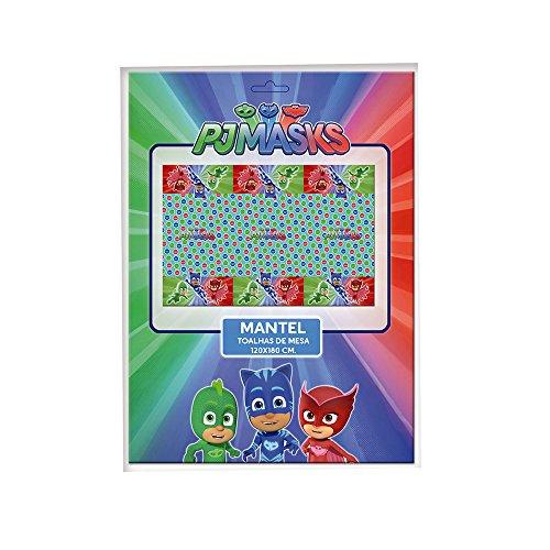 comprare on line PJ MASKS–Tovaglia per decorazione di Feste, Verbetena 016001314) prezzo