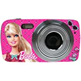Lexibook DJ029BB Barbie Digitalkamera (8 Megapixel, 4,6 cm (1,8 Zoll) Display, 4-fach opt. Zoom) pink