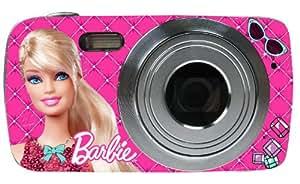 Lexibook DJ029BB Barbie Digitalkamera (8 Megapixel, 4,6 cm (1,8 Zoll) Display, 4-fach opt. Zoom) pink
