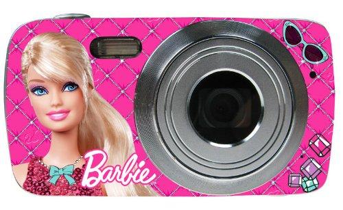 Preisvergleich Produktbild Lexibook DJ029BB Barbie Digitalkamera (8 Megapixel, 4,6 cm (1,8 Zoll) Display, 4-fach opt. Zoom) pink