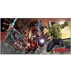 Avengers 2 Age Of Ultron Scene Setter Wall Decoration Kit