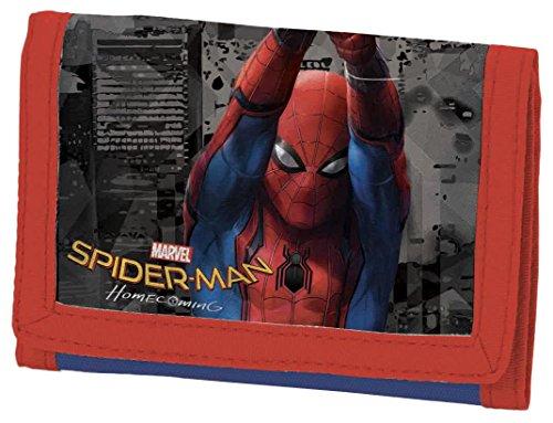CORIEX m96244MC Web Time Spider-Man Cartera