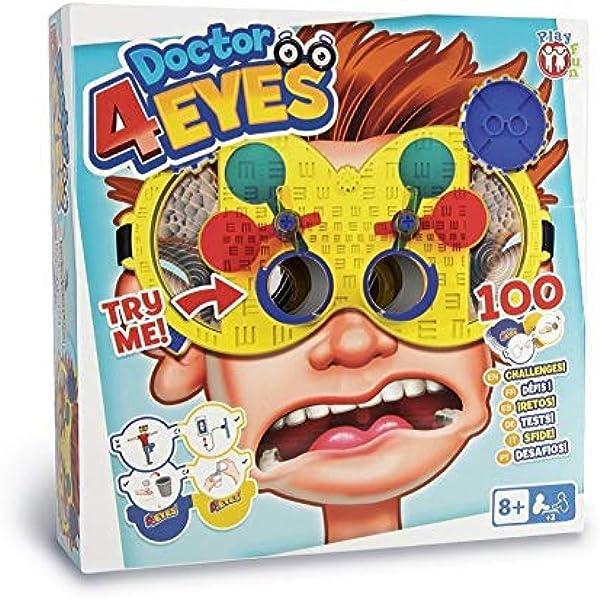 Play Fun- Doctor 4 Eyes (IMC Toys 93584IMI): Amazon.es ...