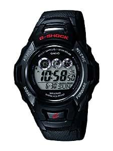 G-SHOCK - GW-M530A-1ER - Montre Homme - Quartz Digital - Radio Piloté/Solaire/Temps mondiale/Chronographe - Bracelet Résine Noir