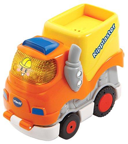 VTech Baby 80-500504 - Tut Baby Flitzer - Press & Go Kipplaster