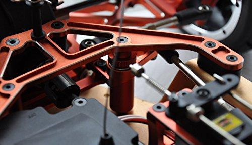 RC Auto kaufen Buggy Bild 4: Amewi 22255 Pitbull 1:5, Vollmetall 2WD Fahrzeug, 30 cm*