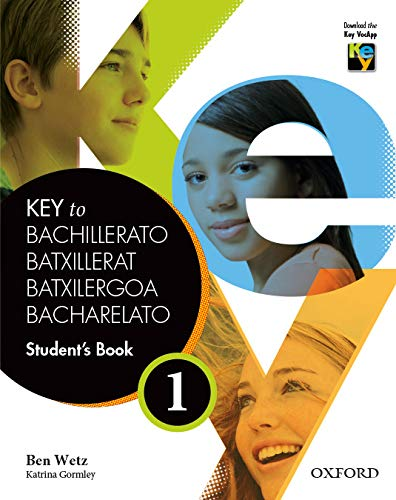Key To Bachillerato 1 Student's Book