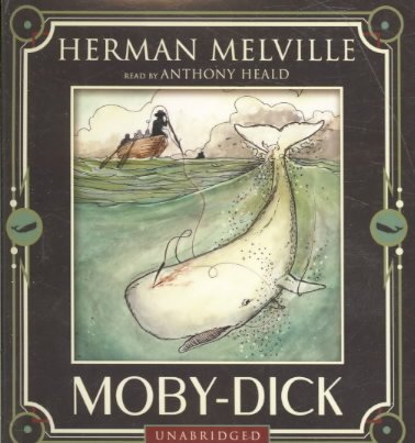 MOBY-DICK: CLASSIC COLLECTION [Moby-Dick: Classic Collection ] BY Melville, Herman(Author)Compact Disc 01-Jan-2009