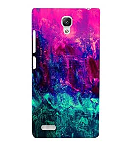 EPICCASE girly colors Mobile Back Case Cover For Xiaomi Redmi Note 4G (Designer Case)