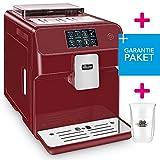 ☆ONE TOUCH☆ 50€ sparen✔ Kaffeevollautomat + RundumSorglosPaket (Garantiepaket)✔ 1 Thermoglas Gratis✔ CAFE BONITAS✔ KingStar Rubin✔ Touchscreen✔ Timer✔ 19 Bar✔ Kaffeeautomat✔ Latte Macchiato✔ Kaffee✔ Espresso✔ Cappuccino✔ heißes Wasser✔ Milchschaum✔