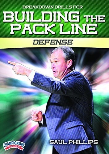 Breakdown Drills for Building the Pack Line Defense by Saul Phillips