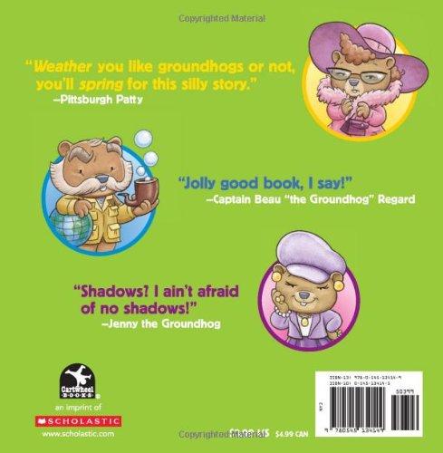 Ten Grouchy Groundhogs