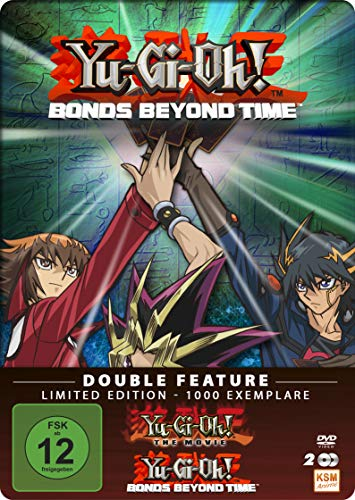 Yu-Gi-Oh! Movie Collection - Der Film + Bonds Beyond Time - Limited Edition  [2 DVDs]