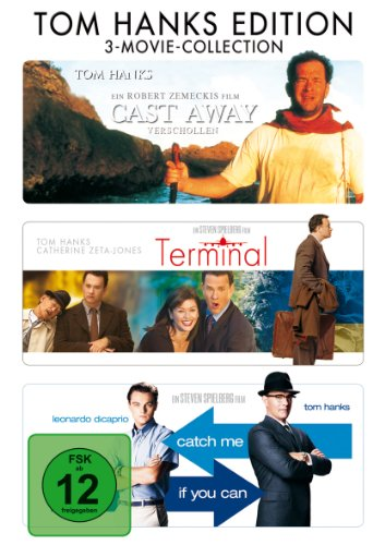 Tom Hanks Edition: 3-Movie-Collection [3 DVDs]