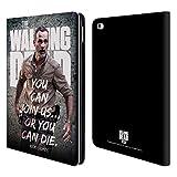 Head Case Designs Offizielle AMC The Walking Dead Join Us Rick Grimes Erbschaft Brieftasche Handyhülle aus Leder für iPad Air 2 (2014)