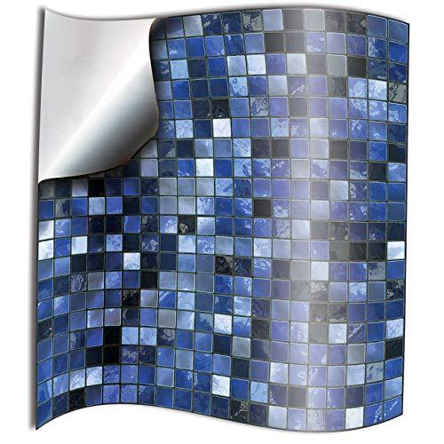 24 stück Fliesenaufkleber für Küche und Bad (Tile Style Decals 24xTP3-6