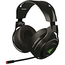 Razer ManoWar Wireless 7.1 Surround Sound Gaming Headset PC / Mac, PS4 (Renewed)