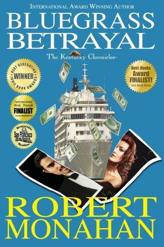 Bluegrass Betrayal Cover Image