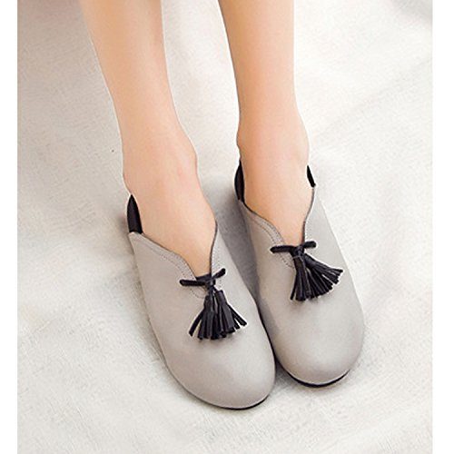 Hishoes, Ballerine donna Grau