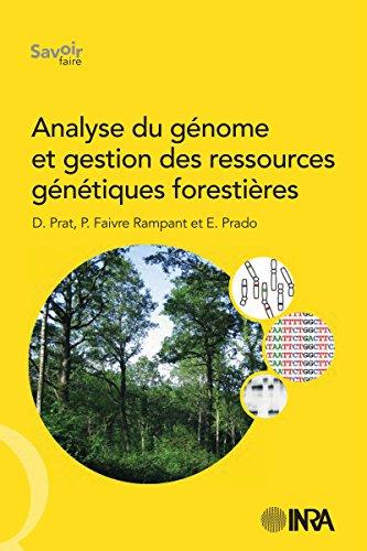 Analyse du génome et gestion des ressources génétiques forestières (Savoir faire) par Emilce Prado